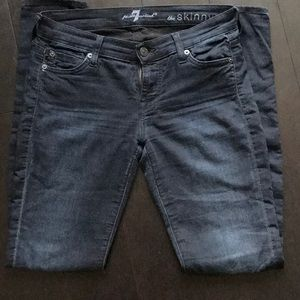 7 for all mankind jegging